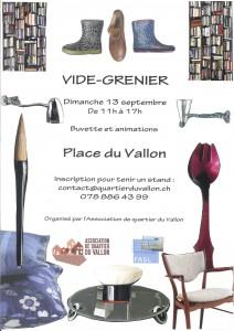 Vide Grenier du Vallon